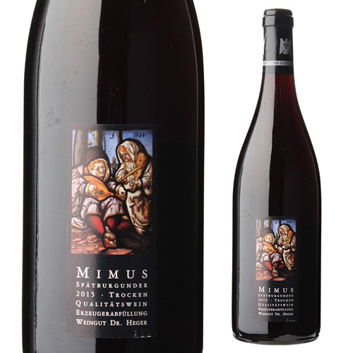【誰でもP5倍 12/25限定】ドクター ヘイガ―ミムス イーリンガー ヴィンクラーベルク 2015 750ml ドイツ 赤ワイン