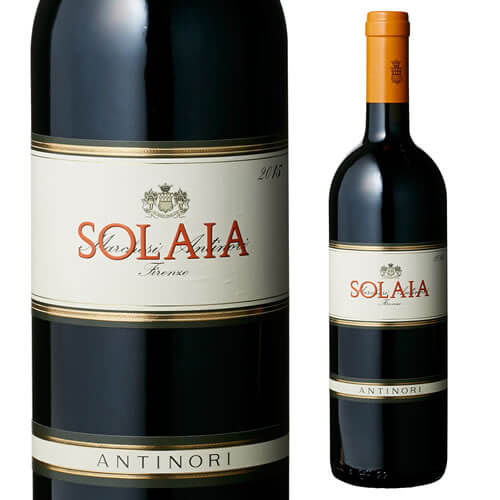 ソライア 2015 アンティノリ Antinori Solaia 750ml 赤ワイン イタリア トスカーナ スーパートスカーナ