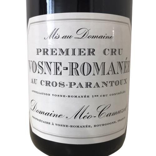 ヴォーヌ ロマネ クロ パラントゥ 2014 メオ カミュゼ 750ml 赤ワイン フランス ブルゴーニュ 1級 パラントゥー【お一人様1本限り】