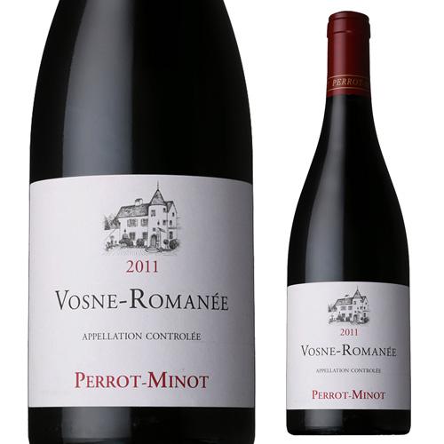 ヴォーヌ ロマネ ヴィエイユ ヴィーニュ 2011 ペロ ミノ 750ml ブルゴーニュ 赤ワイン バックヴィンテージ