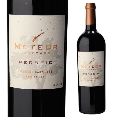 メテオール ペルセイド カベルネ ソーヴィニョン2013 750ml 赤ワイン アメリカ カリフォルニア ナパ Meteor Vineyards