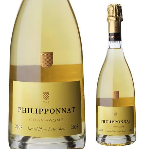 フィリポナ グラン ブラン ミレジメ 2008 750ml シャンパン シャンパーニュ