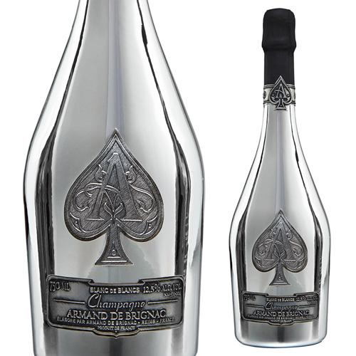 【正規品シャンパン】送料無料 アルマンド ブリニャックブランド ブラン NV 750ml 正規品 シャンパン シャンパーニュ 虎