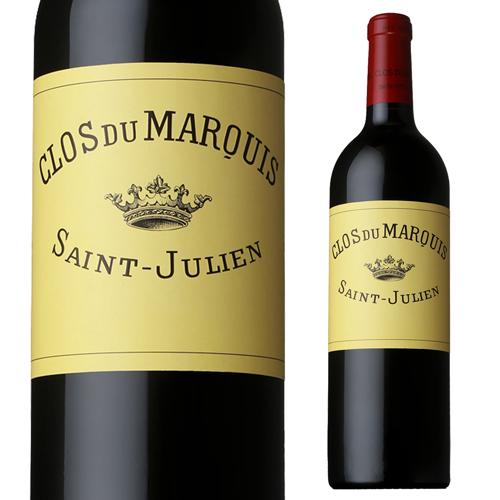 クロ デュ マルキ 2005 シャトー レオヴィル ラス カ-ズ 750ml 格付2級 フランス ボルドー セカンド 赤ワイン