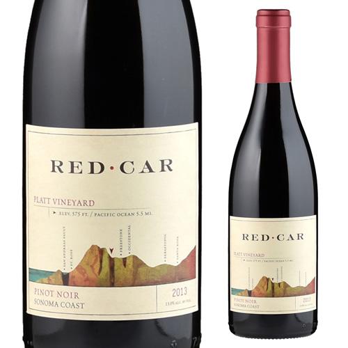 レッド カー プラット ヴィンヤード ピノ ノワール 2013 750ml アメリカ カリフォルニア 赤ワイン 虎