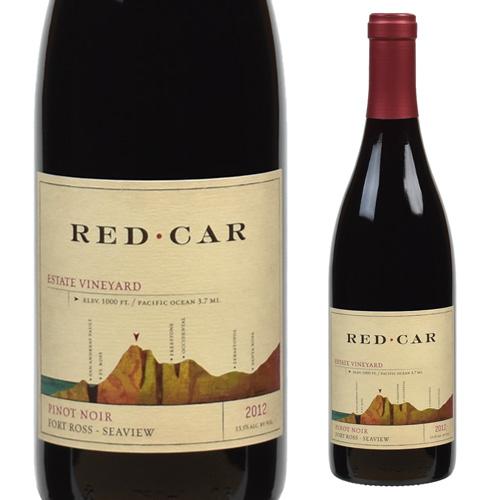 レッド カー エステート ヴィンヤード ピノ ノワール 2012 750ml アメリカ カリフォルニア 赤ワイン 虎