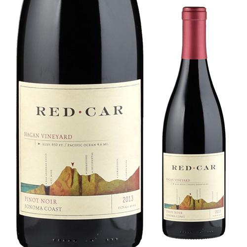 レッド カー ヘイガン ヴィンヤード ピノ ノワール 2013 750ml アメリカ カリフォルニア 赤ワイン 虎