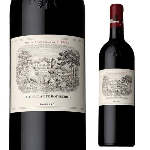 【誰でもワインP5倍 8/25限定】シャトー ラフィット ロートシルト 2004 750ml 格付1級 ボルドー 赤ワイン パーカーポイント95点 【お一人様1本限り】