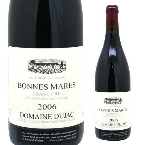 【誰でもワインP5倍 8/25限定】ボンヌ マール 2006 ドメーヌ デュジャック 750ml 赤ワイン フランス ブルゴーニュ 特級 お一人様1本限り虎