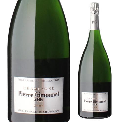 ピエールジモネミレジムコレクション VV 2006マグナム 1500ml 1.5L 辛口 白 ジャンパン シャンパーニュ 虎