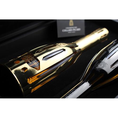 コラール ピカール シネステジー 2006 & 2007 2本セット 限定品 シャンパン シャンパーニュ ミレジメ