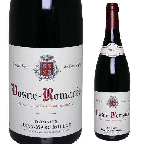 ヴォーヌ・ロマネ 2017 ジャン マルク ミヨ 750ml フランス ブルゴーニュ 赤ワイン 虎