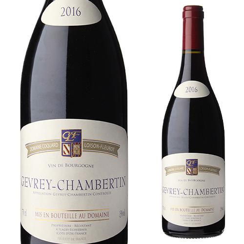 ジュヴレ シャンベルタン 2016 コカール ロワゾン フルーロ 750ml 赤ワイン