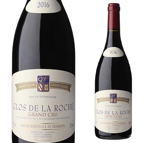 クロ ド ラ ロッシュ 2016 コカール ロワゾン フルーロ 750ml フランス ブルゴーニュ 赤ワイン