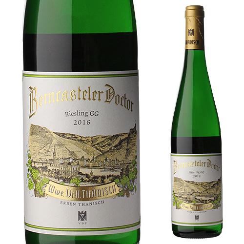 ベルンカステラードクトール GG 2016 ドクターターニッシュ 750ml ドイツ モーゼル グローセス ゲヴェックス Groses Gewachs 白ワイン 虎