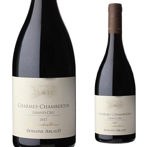 シャルム シャンベルタン 2017 アルロー 750ml フランス ブルゴーニュ 赤ワイン