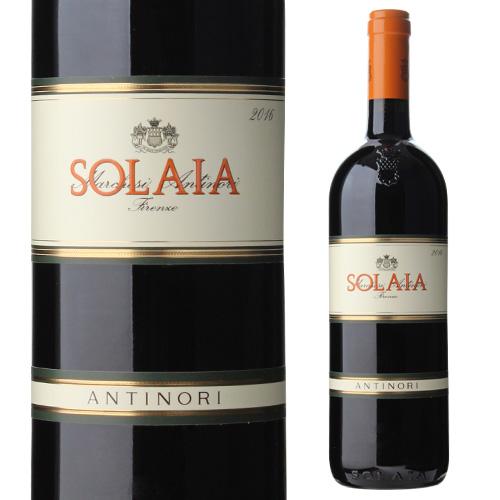 【誰でもワインP5倍 8/25限定】ソライア 2016 アンティノリ 750ml イタリア トスカーナ スーパートスカーナ 赤ワイン