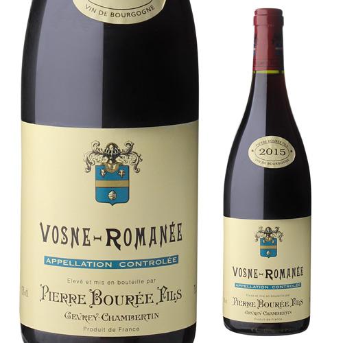 【誰でもワインP5倍 8/25限定】ヴォーヌ ロマネ 2015 ピエール ブレ 750ml フランス ブルゴーニュ 赤ワイン 虎