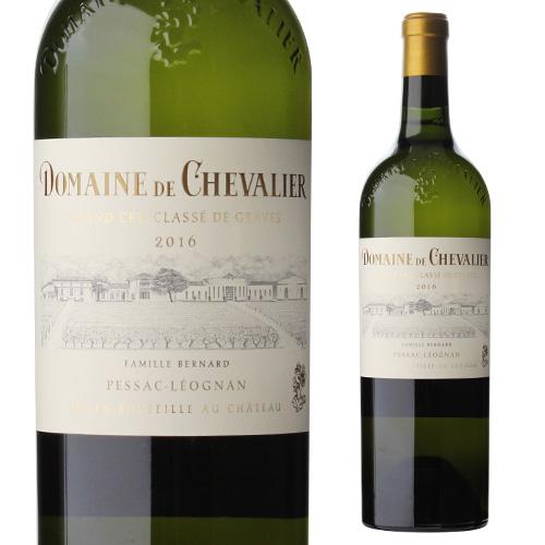 【誰でもワインP5倍 8/25限定】ドメーヌ ド シュヴァリエ ブラン 2016 750ml ボルドー グラーヴ 白ワイン
