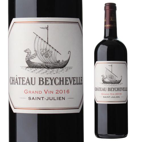 【誰でもワインP5倍 8/25限定】シャトー ベイシュヴェル 2016 750ml フランス ボルドー 格付4級 赤ワイン
