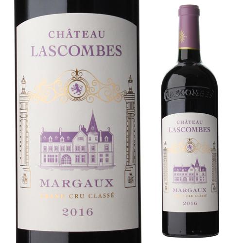 【誰でもワインP5倍 8/25限定】シャトー ラスコンブ 2016 750ml フランス ボルドー 格付2級 赤ワイン