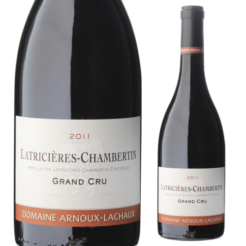 ラトリシエール シャンベルタン 2011 アルヌー ラショー 750ml フランス ブルゴーニュ 赤ワイン 特級 虎