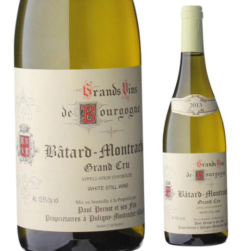 【誰でもワインP5倍 8/25限定】バタール モンラッシェ 2013  ポール ペルノ 750ml フランス ブルゴーニュ 特級 白ワイン 虎