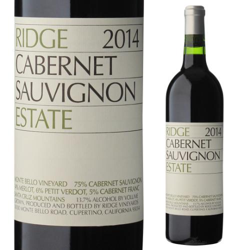 リッジ ヴィンヤード カベルネ ソーヴィニョン 2014 750mlアメリカ カリフォルニア 赤ワイン 虎