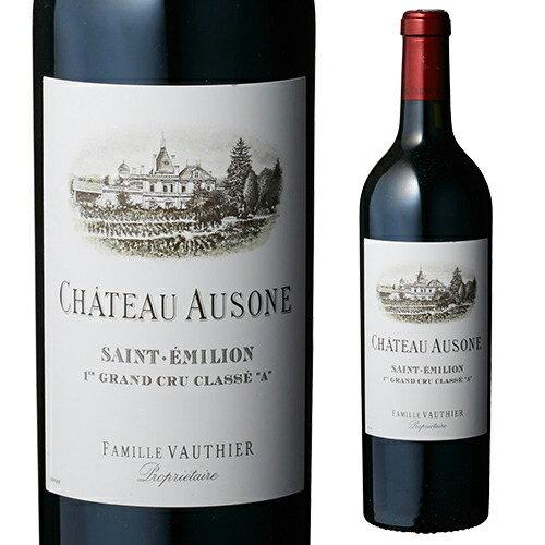 シャトー・オーゾンヌ 2006 赤ワイン