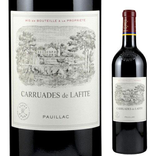レ カリュアド ラフィット 2007 750ml 赤ワイン
