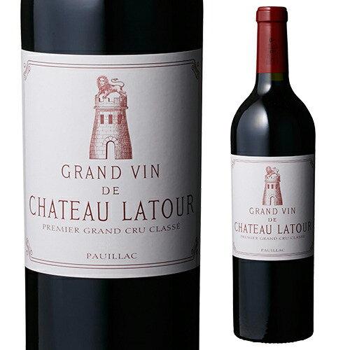 【マラソン中 最大777円クーポン】シャトー ラトゥール 2009 750ml 赤ワイン