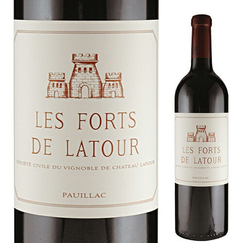 レ フォール ド ラトゥール 2005 赤ワイン