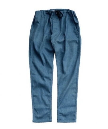 WILLY CHAVARRIA/PACHUCO SLIM PANTS DENIM