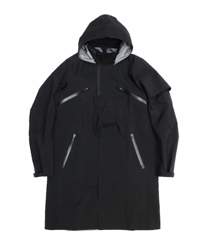 ACRONYM アクロニウム 3L GORE TEX PRO INTEROPS COAT(J1L-GT) Men's Ladies OUTER BLACK