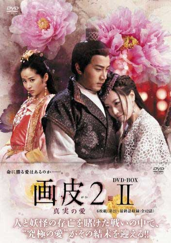 画皮2 真実の愛 DVD-BOX2