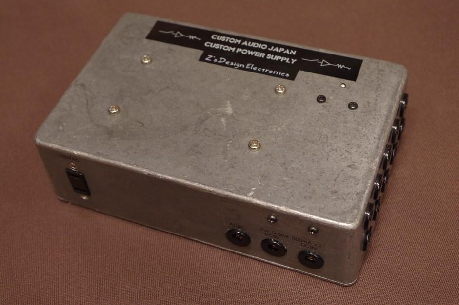 【1本限りの厳選中古品!!】Custom Audio Japan(CAJ) Z's design electronics CUSTOM POWER SUPPLY パワーサプライ 【USED】【中古】