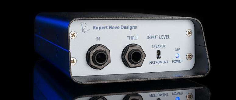 【送料無料 RNDI Neve】Rupert Neve Designs《ルパート [DI]・ニーヴ・デザイン》 RNDI ダイレクトボックス [DI], e-バザール:bb8fb81f --- officewill.xsrv.jp