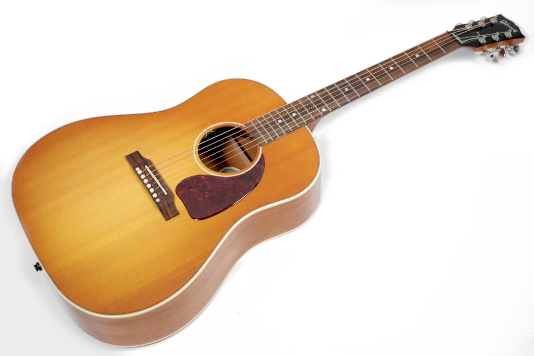 【送料無料】Gibson J-45 Standard 2019 HCS (Heritage Cherry Sunburst) [ギブソン][ピックアップ搭載]