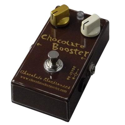 【送料無料】 Chocolate Electronics《チョコレート・エレクトロニクス》 Chocolate Booster [商品番号 : 3331] エフェクター(ブースター)