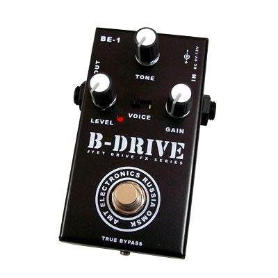 【送料無料】AMT Electronics《AMT エレクトロニクス》 B-Drive [商品番号 : 6214] エフェクター(オーバードライブ) [BDrive]