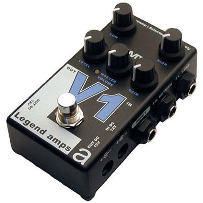 【送料無料】AMT Electronics《AMT エレクトロニクス》 V-1 [商品番号 : 6209] エフェクター(オーバードライブ) [V1]