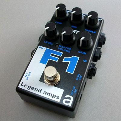 O-Drive [商品番号 : 6215] AMT Electronics (オーバードライブ) 【送料無料】 《AMT エレクトロニクス》 エフェクター [ODrive]