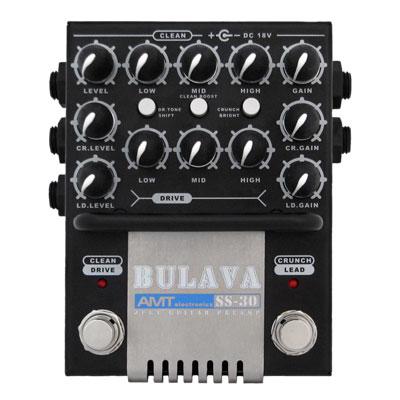 【送料無料】 AMT Electronics《AMT エレクトロニクス》 SS-30 [商品番号 : 2339] エフェクター(プリアンプ) [SS30]