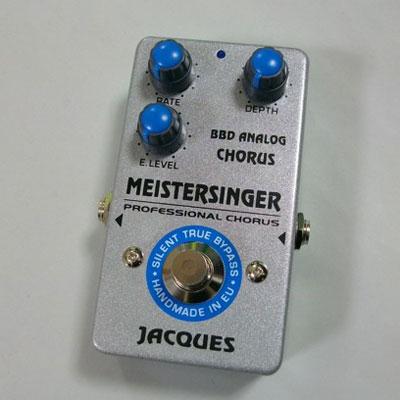 【送料無料】JACQUES Stompboxes 《ジャック・ストンプボックス》 MEISTERSINGER-2 [商品番号 : 2543] エフェクター(コーラス)