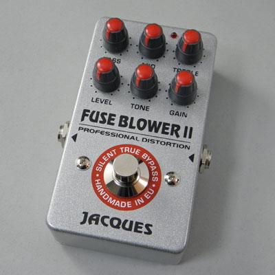 【送料無料】JACQUES Stompboxes 《ジャック・ストンプボックス》 Fuse Blower-2 [商品番号 : 2546] エフェクター(ディストーション)