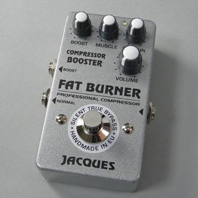 【送料無料】JACQUES Stompboxes 《ジャック・ストンプボックス》 Fat Burner-2 [商品番号 : 2547] エフェクター(コンプレッサー)