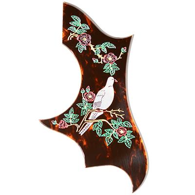 Montreux 《モントルー》 Dove pickguard printed [商品番号 : 9582] ピックガード