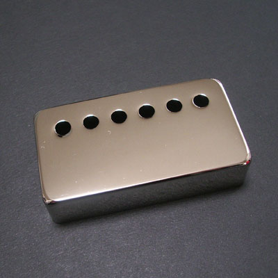 【メール便発送可!!】Montreux 《モントルー》 PAF clone cover set Nickel (2) [商品番号 : 1173] ピックアップカバー