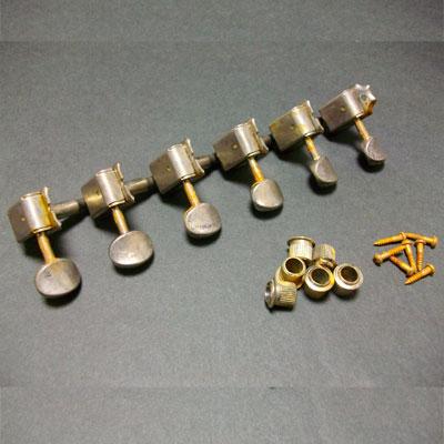 Montreux 《モントルー》 Strat machine head set relic [商品番号 : 1393] ペグ