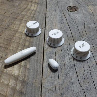 【メール便発送可!!】Montreux 《モントルー》 54 SC knob set relic [商品番号 : 730] ノブ